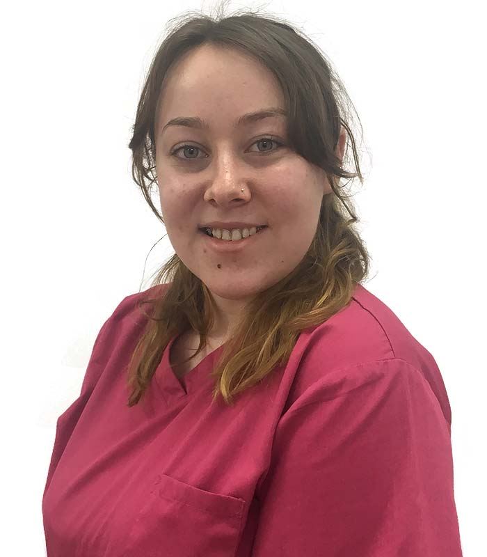Lucy Andrews - Apprentice Dental Nurse